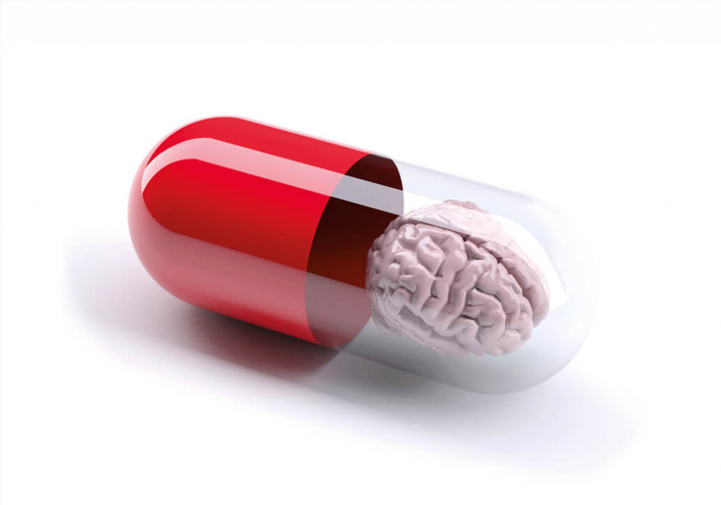 Классификация препаратов для улучшения памяти